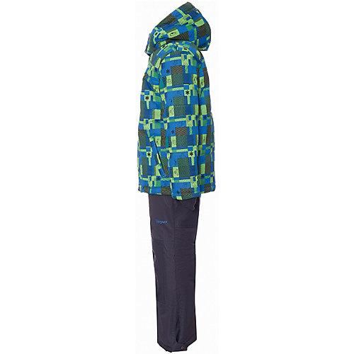 Комплект Zingaro by Gusti: куртка, полукомбинезон - синий от Zingaro by Gusti