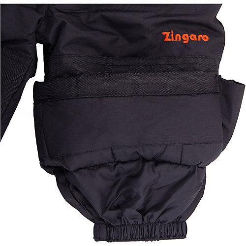 Комплект Zingaro by Gusti: куртка, полукомбинезон - синий/оранжевый от Zingaro by Gusti