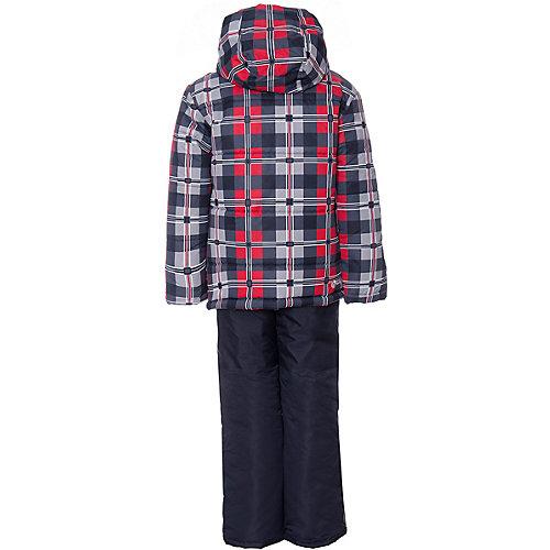 Комплект Salve: куртка и полукомбинезон - белый от Salve