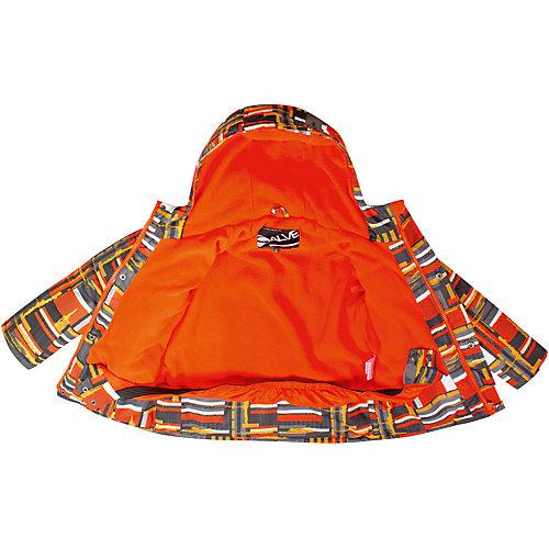Комплект Salve: куртка и полукомбинезон - оранжевый от Salve