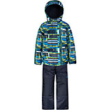 Комплект Salve: куртка и полукомбинезон