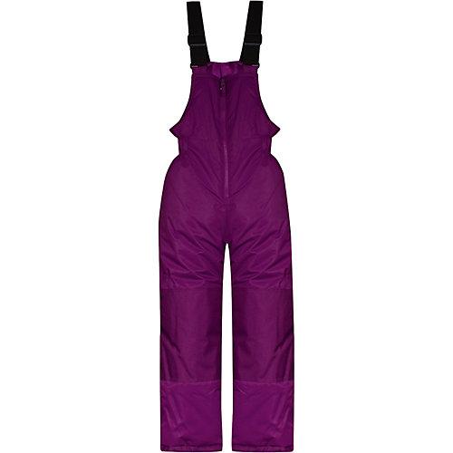 Комплект Salve: куртка и полукомбинезон - фиолетовый от Salve