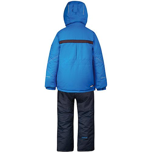 Комплект Gusti: куртка и полукомбинезон - синий от Gusti