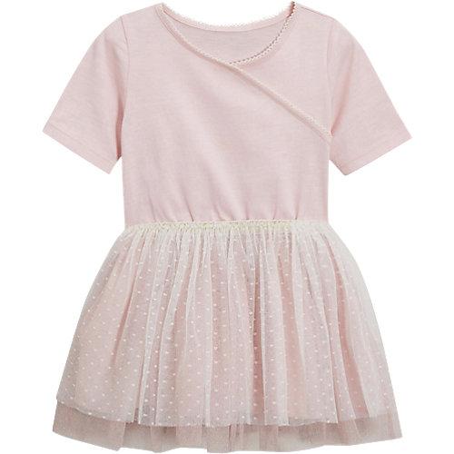 Next Kinder Kleid mit Tüllrock Gr. 74/80 Mädchen Baby | 05057456996475