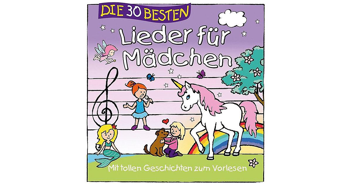CD Die 30 besten Lieder Mädchen Kinder