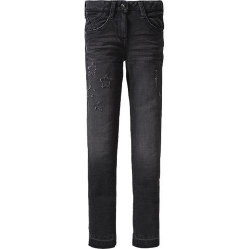 S.Oliver,s.Oliver Jeans SKINNY SURI Slim Fit mit offenem Saum Gr. 140 Mädchen Kinder | 04055268130323