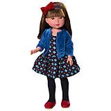 Кукла Vestida de Azul Карлотта, брюнетка с челкой, Актриса