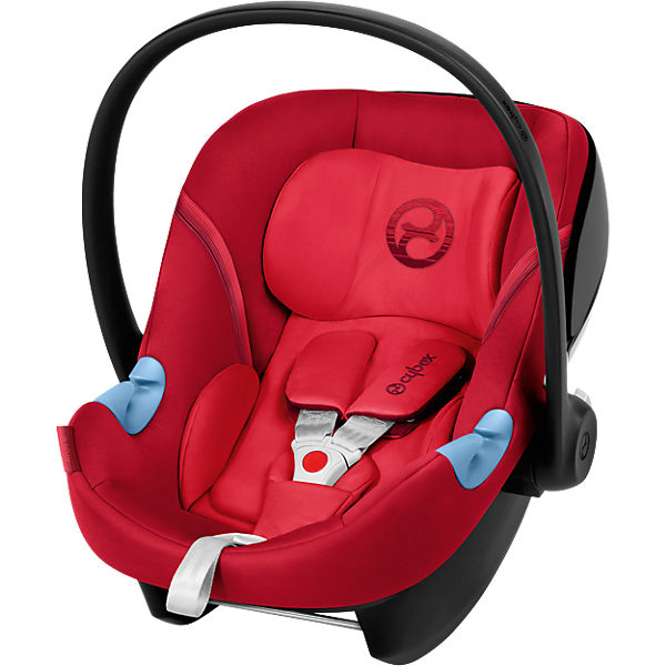 Babyschale Aton M, Rebel Red-Red