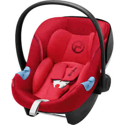 Babyschale Aton M i-Size, Rebel Red-Red