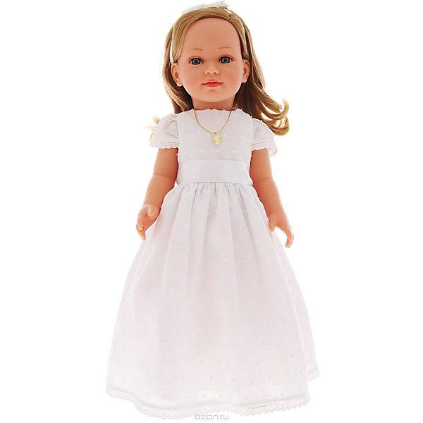 Кукла Vestida de Azul Корал блондинка, первое причастие