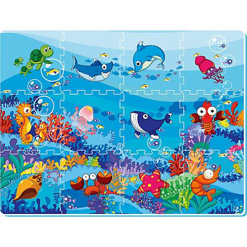 Guhrow Angebote NeoBear© interaktive Puzzelmatte Unterwasserwelt, inkl. App