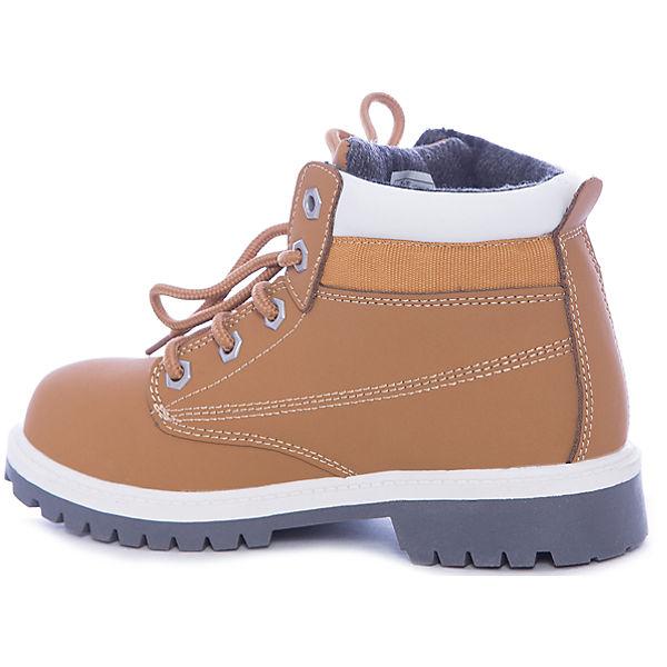 Ботинки Gulliver для мальчика