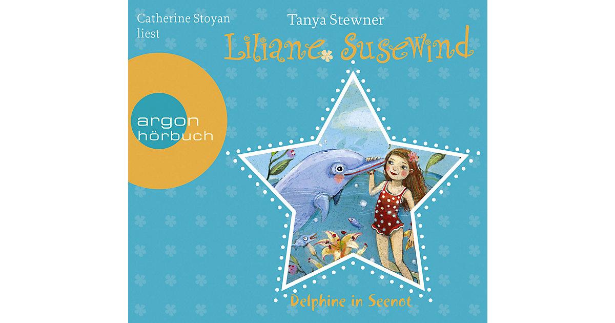 Liliane Susewind: Delphine in Seenot, 2 Audio-CD