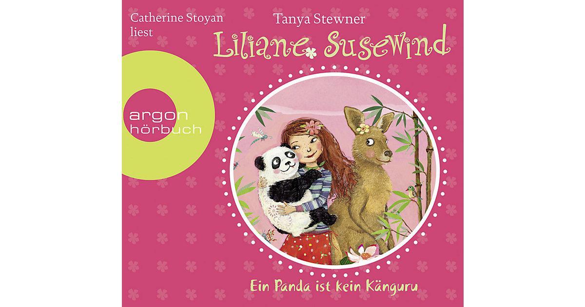 Liliane Susewind: Ein Panda ist kein Känguru, 2...