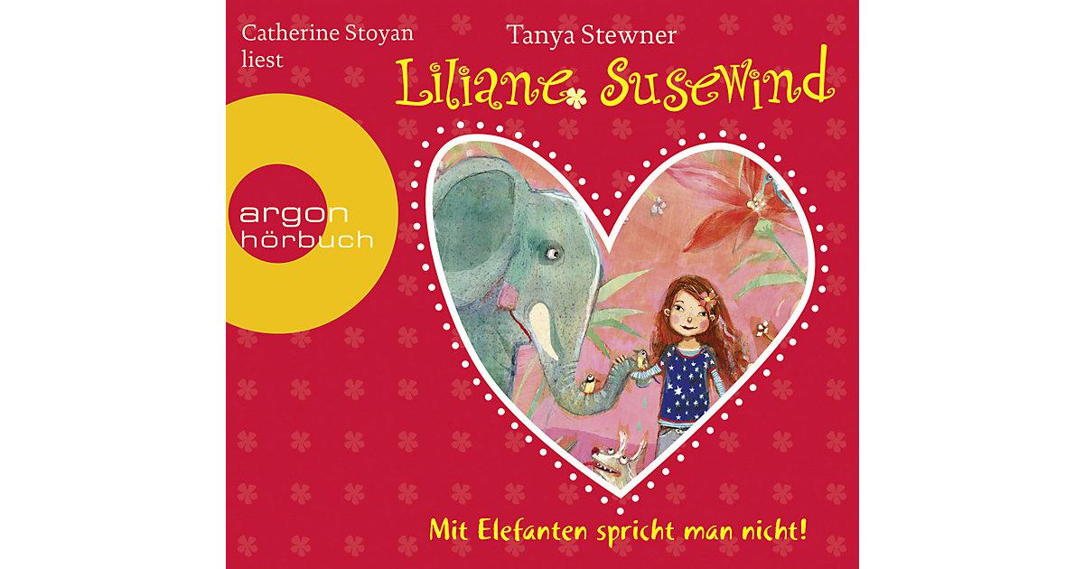 Liliane Susewind: Mit Elefanten spricht man nic...