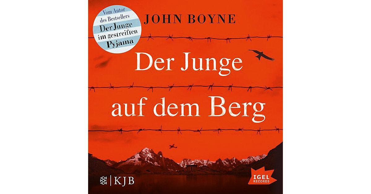 Der Junge auf dem Berg, 5 Audio-CDs Hörbuch