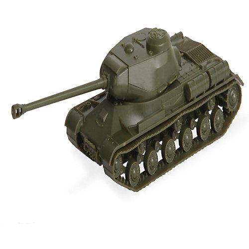 """Сборная модель Звезда """"Советский тяжёлый танк Ис-2"""", 1:100 (сборка без клея) от Звезда"""