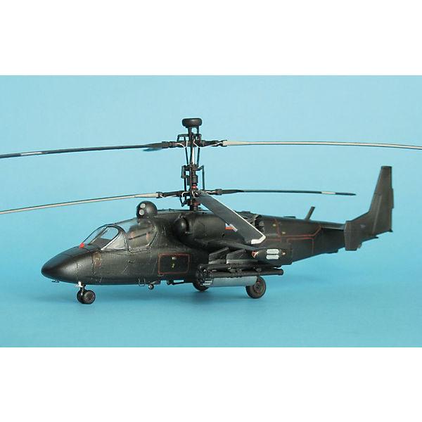 """Сборная модель Звезда """"Вертолет Ка-52 Аллигатор"""", 1:72 (подарочный набор)"""