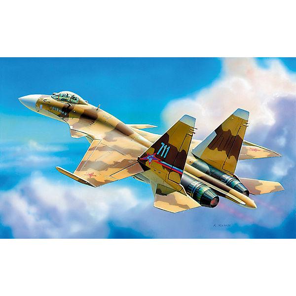 """Сборная модель Звезда """"Самолет Су-37"""", 1:72"""