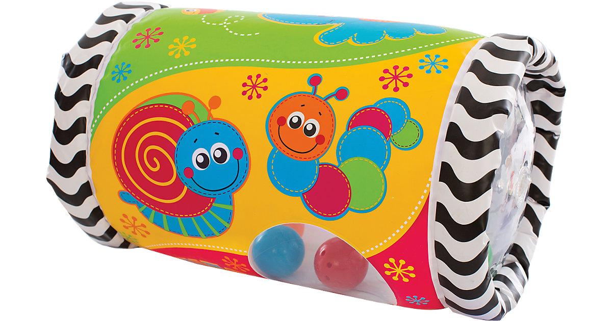 Playgro · Baby-Krabbelrolle mit Musik