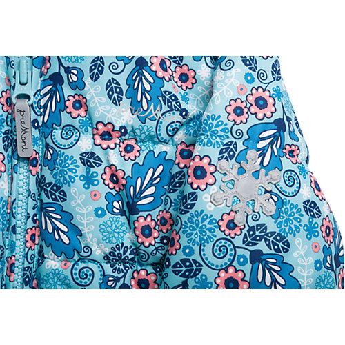 Комплект Premont: кутка и полукомбинезон - синий от Premont