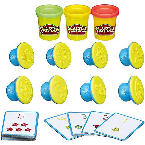 "Набор пластилина Hasbro Play-Doh ""Цифры и числа"" от Hasbro"