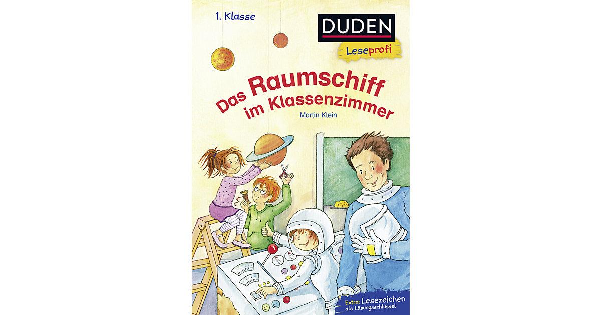 Duden Leseprofi: Das Raumschiff im Klassenzimme...