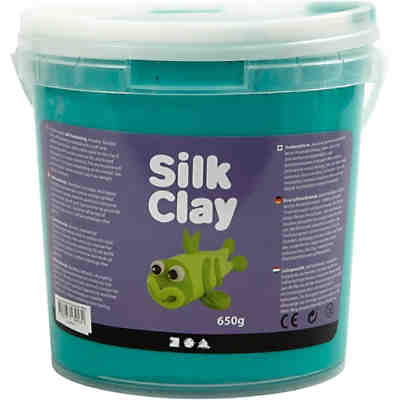 Silk Clay® Grün, 650 g
