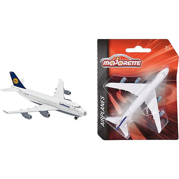 Airplane Boeing Lufthansa, 747 Lufthansa, Boeing Majorette ccafab