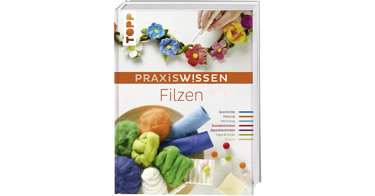 Frech Verlag · PraxisWissen Filzen