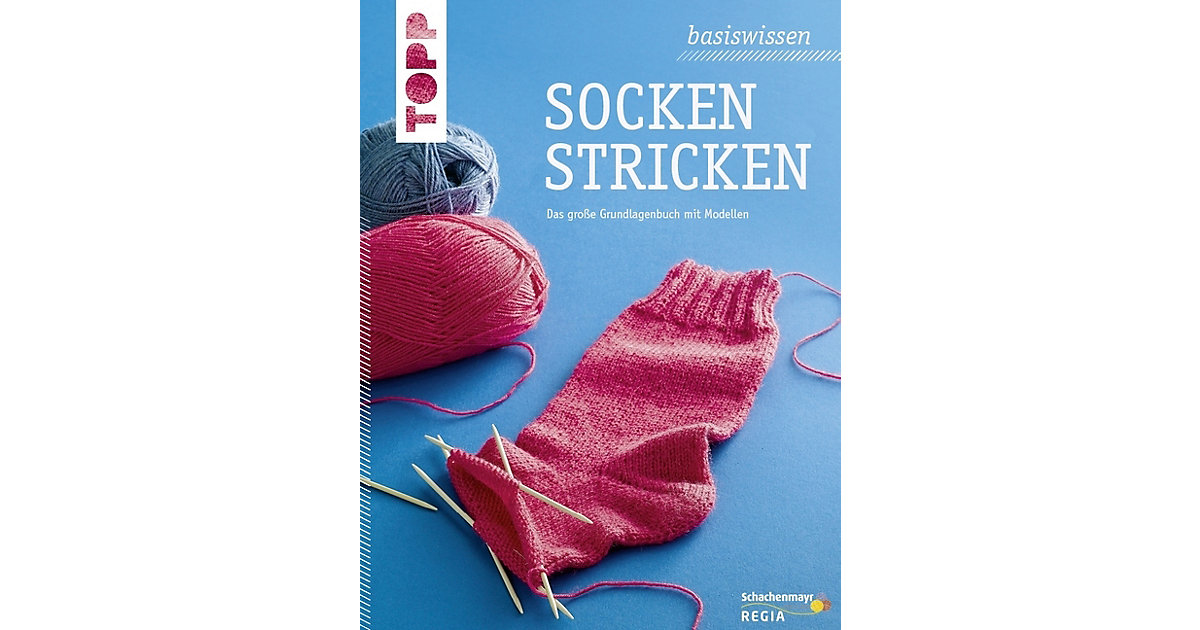 basiswissen Socken stricken