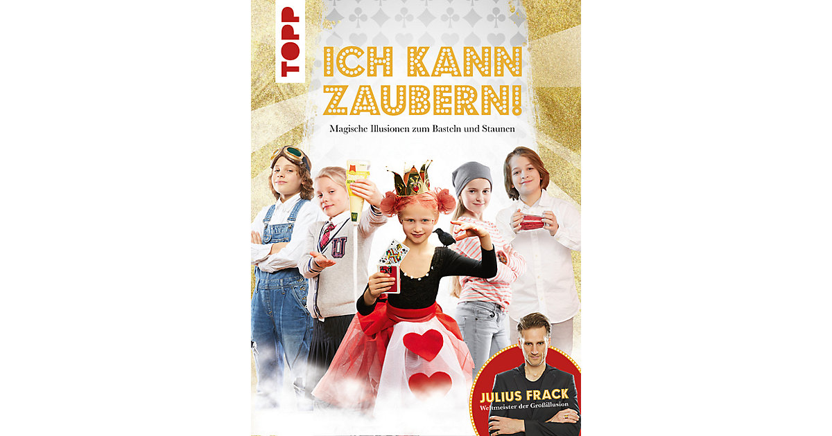 Frech Verlag · Ich kann zaubern!