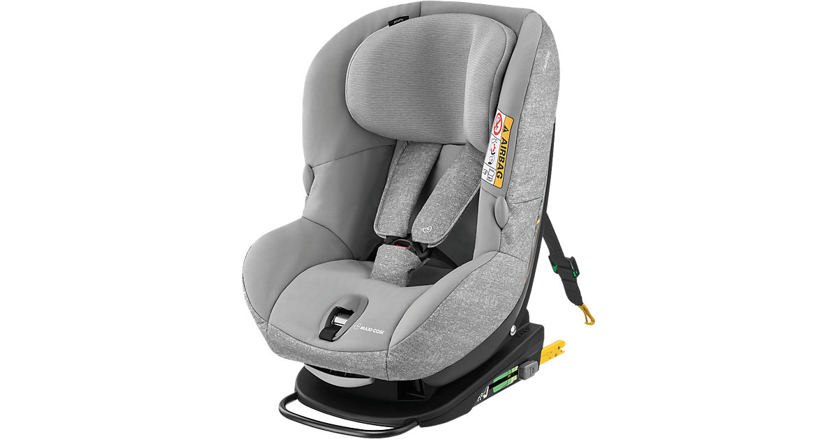 Auto-Kindersitz MiloFix, Nomad Grey, 2018 Gr. 0-18 kg