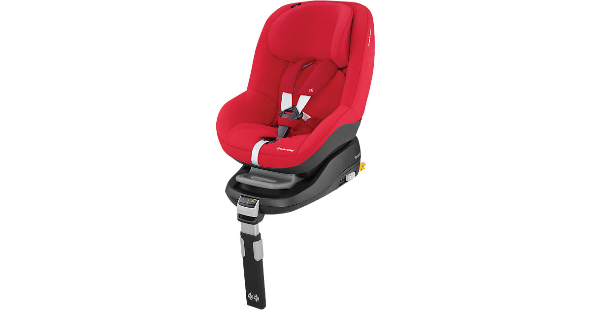 Auto-Kindersitz Pearl, Vivid Red rot Gr. 9-18 kg