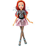 "Кукла Winx Club ""WOW Лофт"" Блум, 35 см"