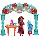 """Набор с мини-куклой Hasbro Disney Princess """"Елена - принцесса Авалора"""", Елена на празднике"""