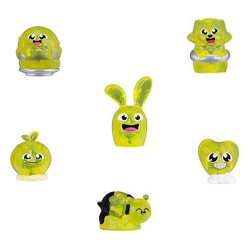 Фигурки-сокровища Hasbro Hanazuki, 6 штук, желтые от Hasbro