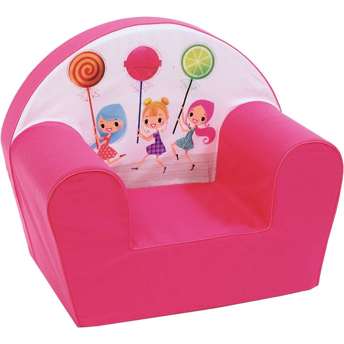 Mini Sessel Lollipop pink knorr baby