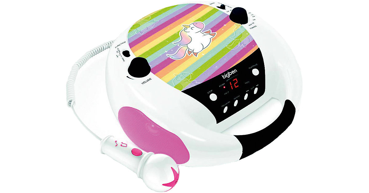 CD-Player mit Radio CD52 Einhorn