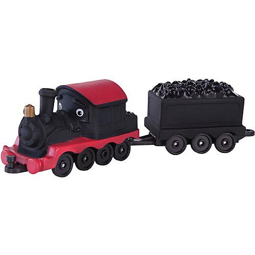 """Паровозик Jazwares """"Чаггингтон"""", Пит с вагончиком от Jazwares"""