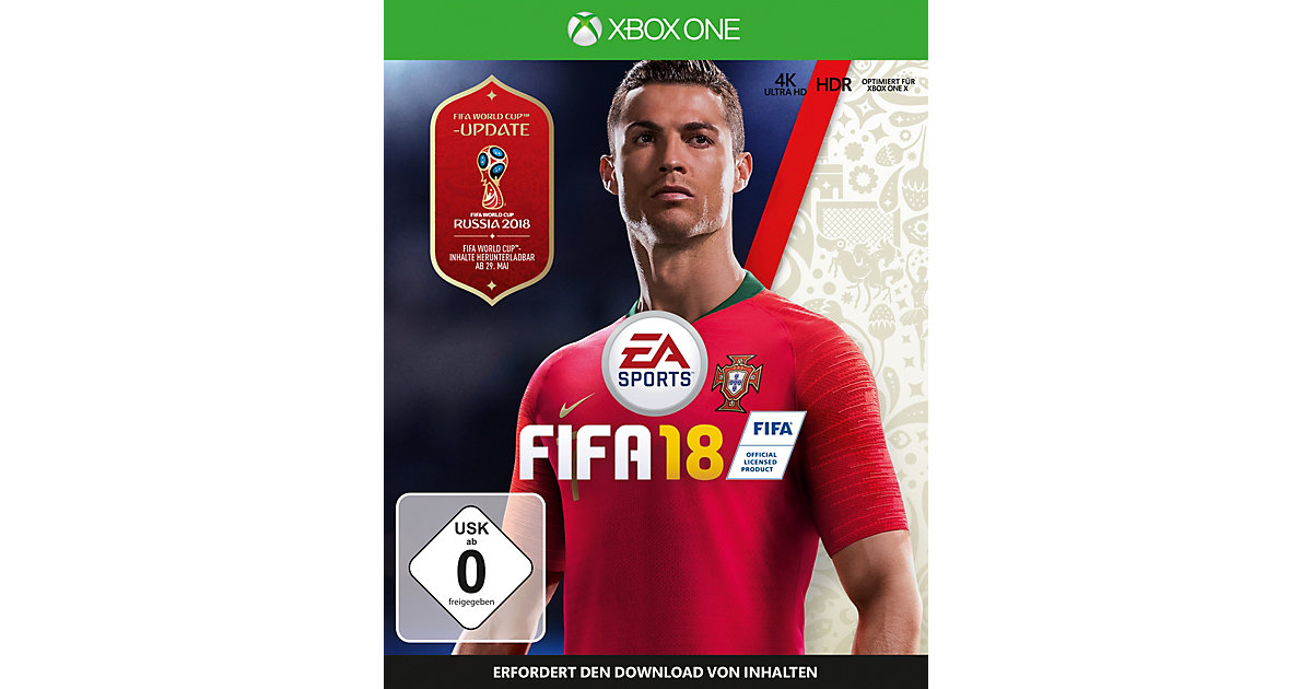 XBOXONE Fifa 18
