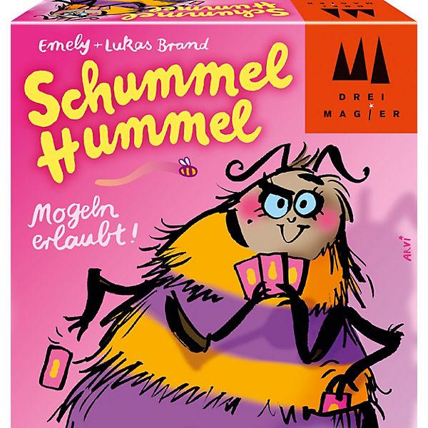 Schummel Hummel, Drei Magier Spiele
