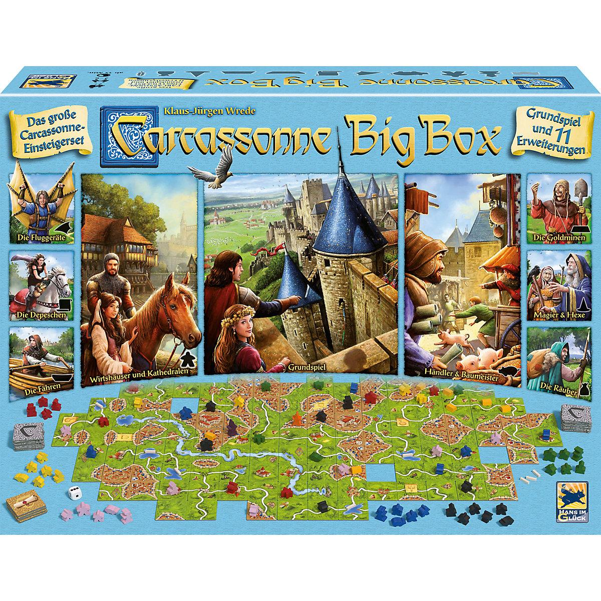 Carcassonne Alle Erweiterungen