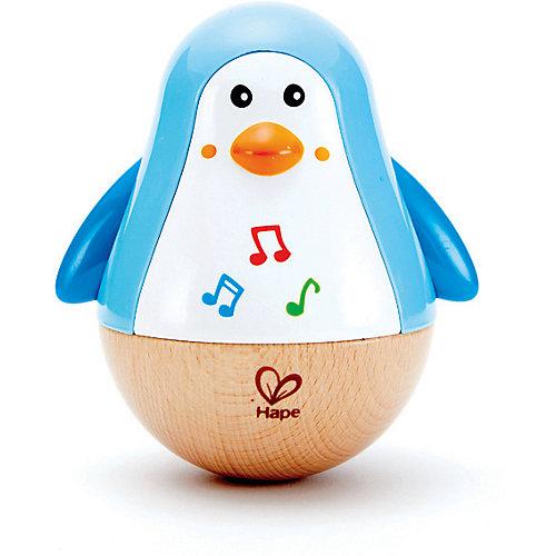 Неваляшка Hape Пингвин от Hape
