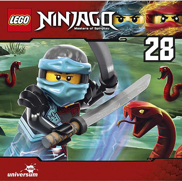 98e6437b4067ac CD LEGO Ninjago 28, LEGO Ninjago