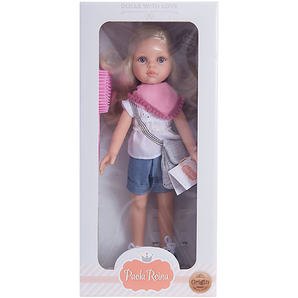 Кукла Paola Reina Клаудия, 32 см