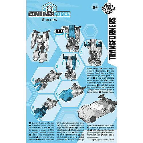 """Трансформеры Hasbro Transformers """"Роботы под прикрытием. Легион"""", Блер. Сила комберов от Hasbro"""
