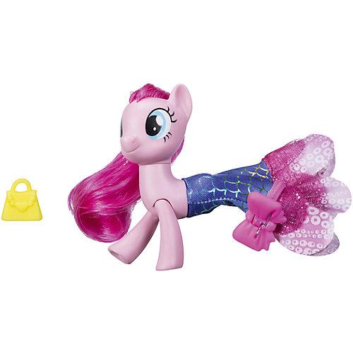 """Игровой набор Hasbro My little Pony """"Мерцание. Пони в волшебных платьях"""", Пинки Пай от Hasbro"""
