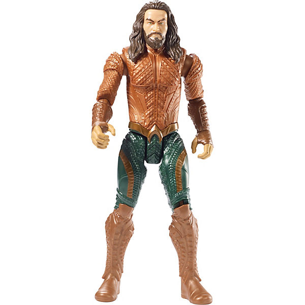 DC Justice League Movie Basis Figur Aquaman (30 cm), DC Super Heroes
