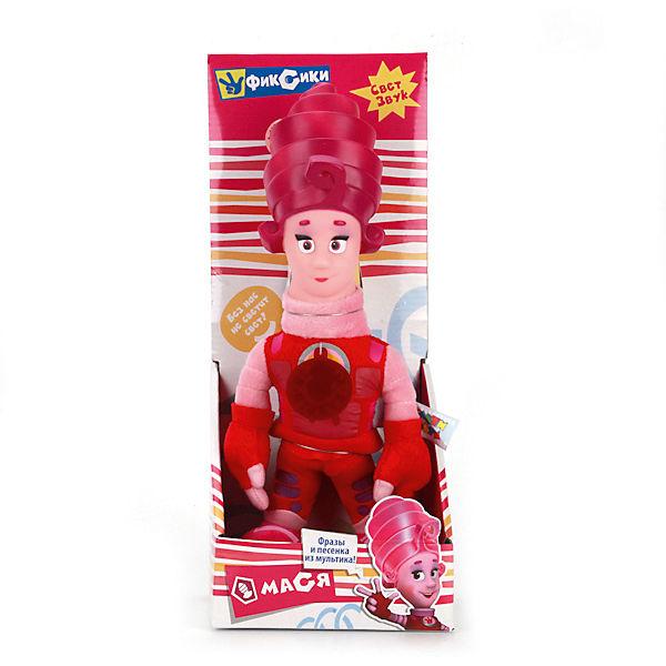 """Мягкая игрушка Мульти-Пульти """"Фиксики. Мася"""", 29 см (свет, звук)"""